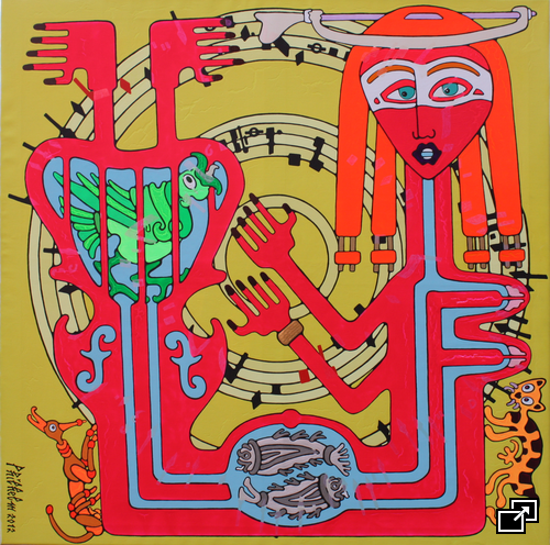 163 - Victor Brauner, do you hear my music?